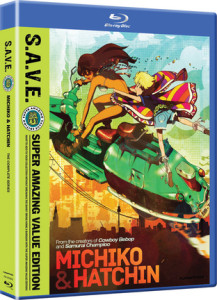 Michiko & Hatchin SAVE