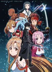 Sword Art Online Scroll