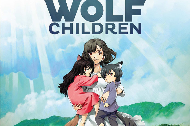 Wolf Children The Movie Anime Review