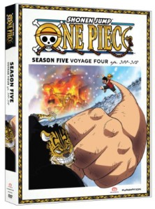 One Piece season 5 part 4