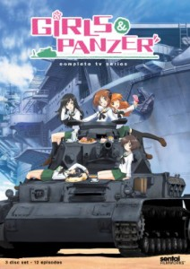 Girls und Panzer: The Complete Series