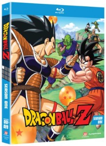 Dragon Ball Z Blu-ray