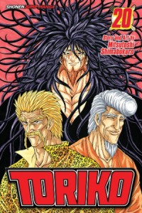 Toriko Volume 20