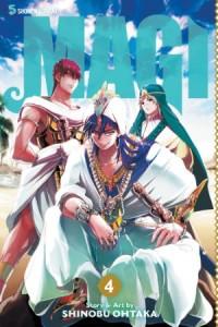 Magi Volume 4