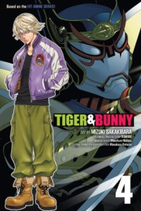 Tiger & Bunny vol 4