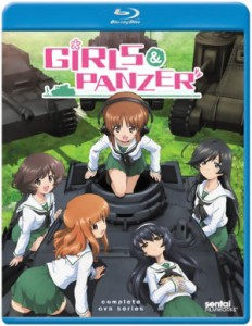 Girls und Panzer: The Complete OVA Series