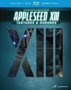 Appleseed XIII Tartaros & Ouranos