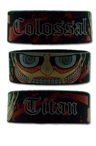 Attack on Titan Wristband