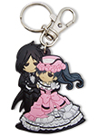 Black Butler Key Chain
