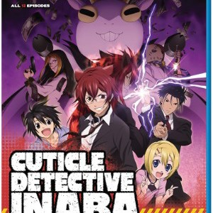 Cuticle Detective Inaba The Complete Collection...