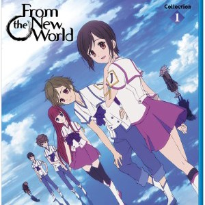 From The New World Collection 1 on Blu-ray...