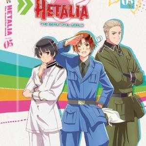 Hetalia Season 5 Anime Review