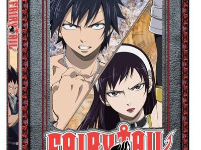 Fairy Tail Part 10 (anime review)
