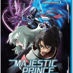 Majestic Prince Collection 1 (anime review)