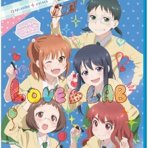 Love Lab Anime Review