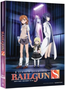 A Certain Scientific Railgun S—Season 2 Part 2