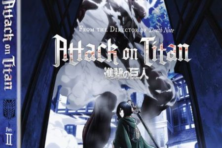 Attack on Titan Part 2 Anime Review