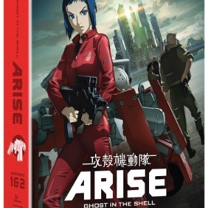 Ghost in the Shell: Arise, Borders 1 &...