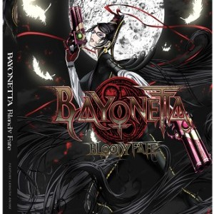 Bayonetta Bloody Fate Feature Film (anime...