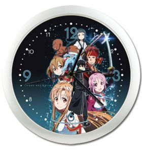 Sword Art Online Clock