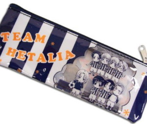 Hetalia Pencil Case