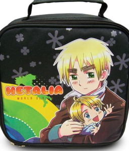 Hetalia Lunch Bag