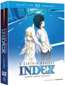 A Certain Magical Index Season One