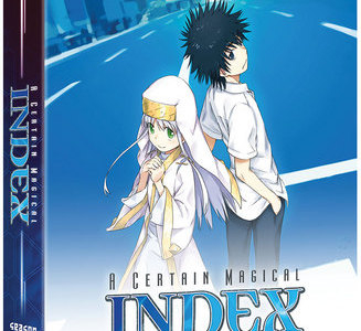 A Certain Magical Index Season One (anime...