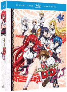 High School DxD New: The Complete Second Season
