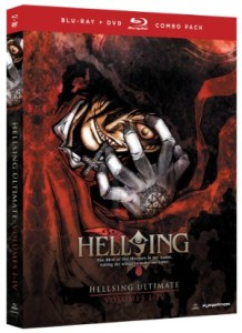 Hellsing Ultimate 1