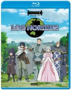 Log Horizon collection 1