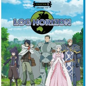 Log Horizon Collection 1 (anime review)