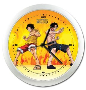 One Piece Clock