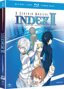 Magical Index season 2 part 2