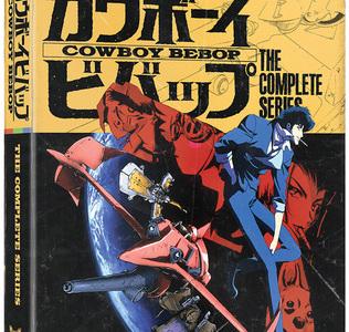 Cowboy Bebop (anime review)