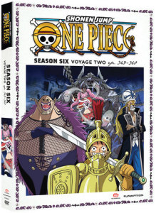 One Piece Season Six Voyage Two