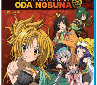 Ambition of Oda Nobuna, The: The Complete...