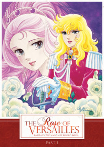 Title: Rose of Versailles: Part One-Litebox