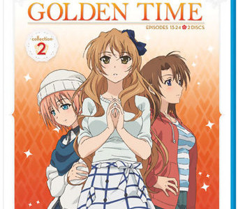 Golden Time Collection 2 (anime review)