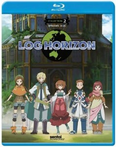 Log Horizon collection 2