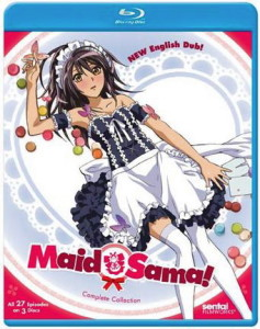 Maid Sama!