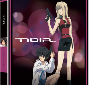 Noir: The Complete Series (anime review)