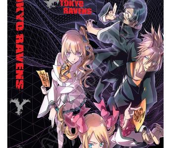 Tokyo Ravens season one part 1 (anime review)