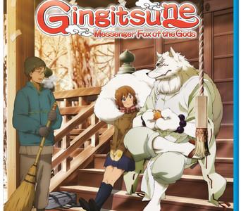 Gingitsune; Messenger Fox of the Gods (anime...
