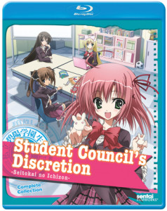 Student Council's Discretion season 1