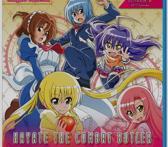 Hayate The Combat Butler-Can't Take My...
