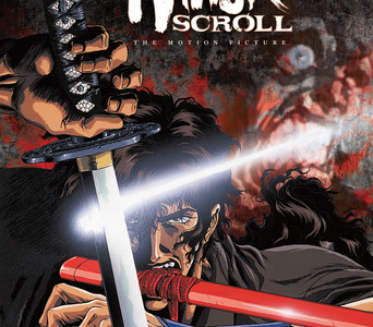 Ninja Scroll on Blu-ray (anime review)