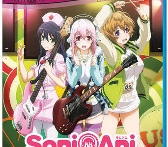 SoniAni: Super Sonico The Animation (anime...