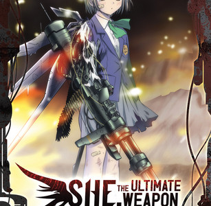 She, The Ultimate Weapon (anime review)