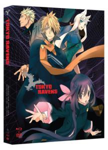 Tokyo Ravens 1 part 2